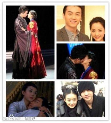 On Happy Camp promoting Legend of Lu Zhen