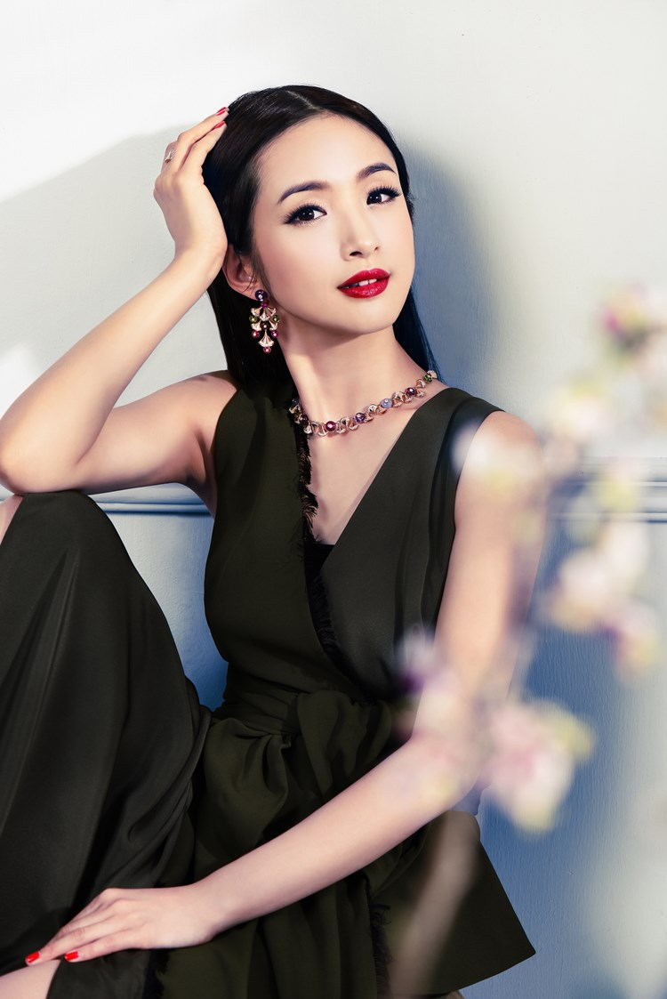 mega photoshoot round up ariel lin luhan tang yan etc