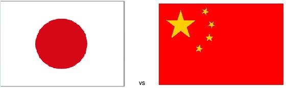 Japan vs-China