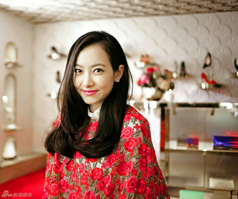 Victoria Song To Star In Movie With Shu Qi And