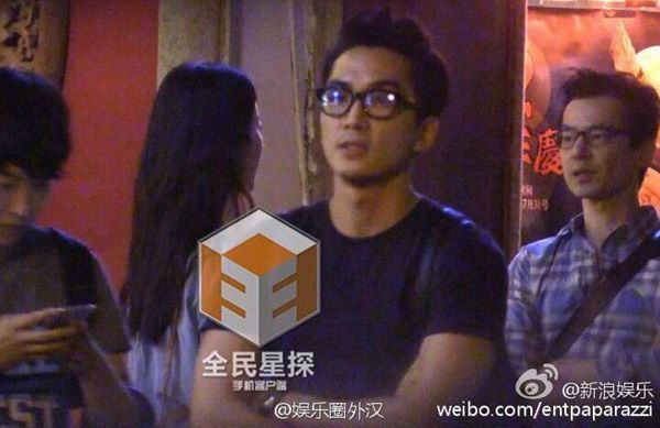 Hu ge actor dating charlize 8