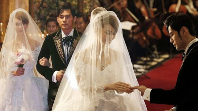 Jay Chou(周杰倫) Marries And Hannah Quinlivan(昆凌) In England
